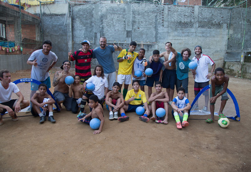 grass roots soccer in brazil