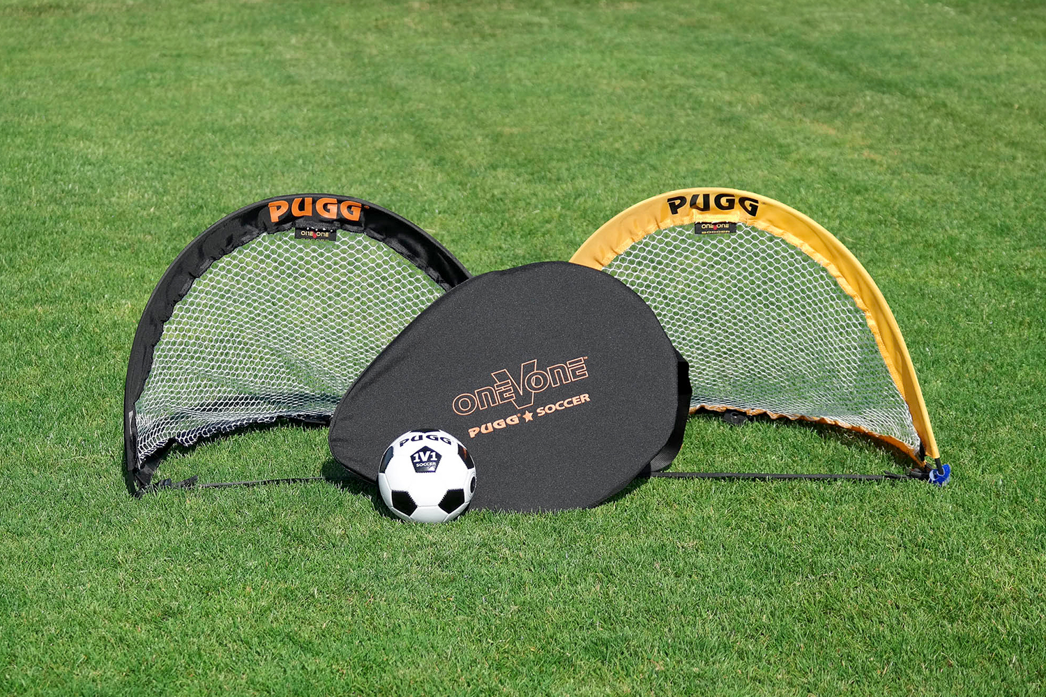 The One-V-One Pop-Up Goals - PAIR