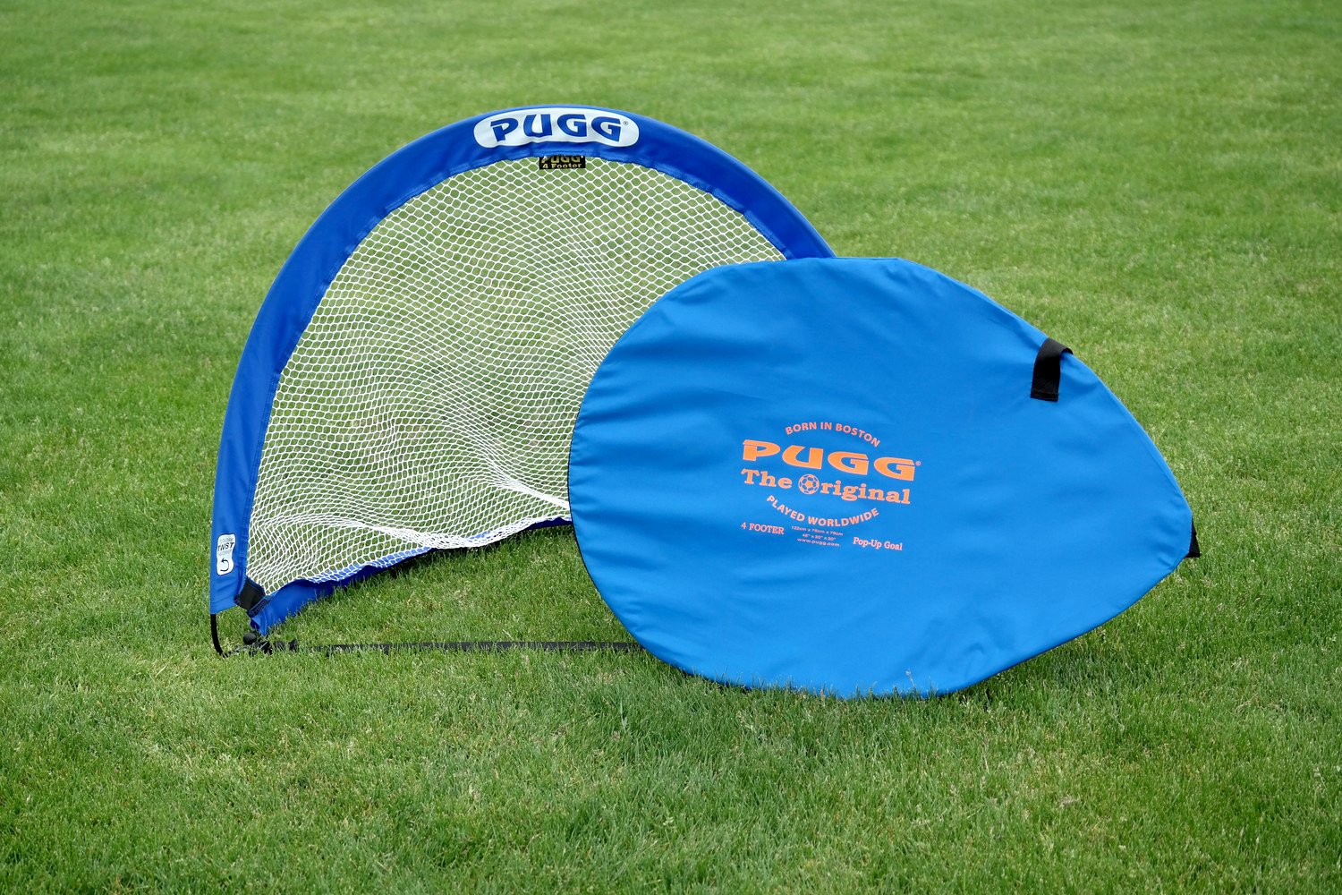 The Original Pugg Pop-Up 4 Footer - Single
