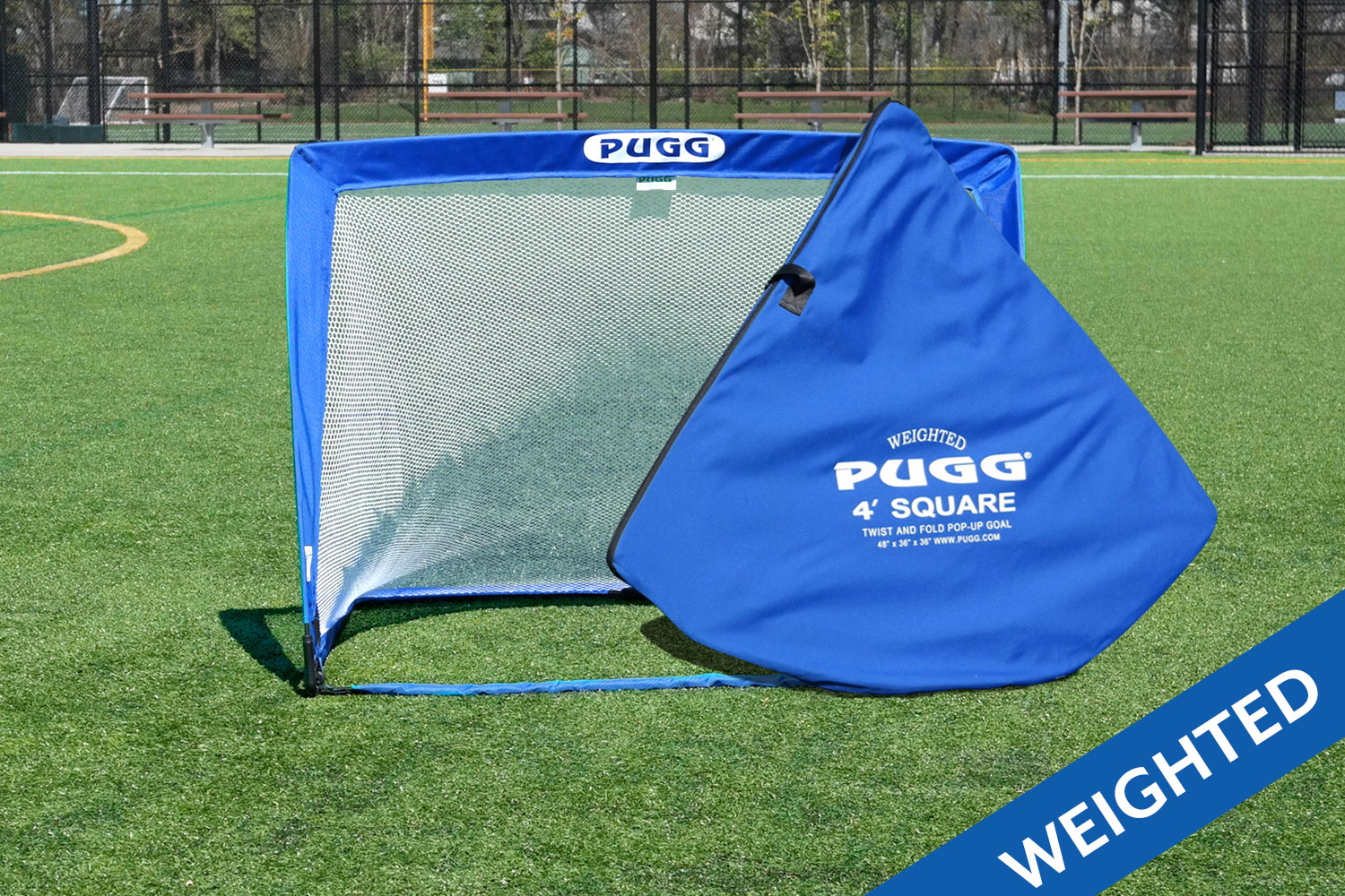 Ultra U90 Weighted 4 Footer Pop-Up – Single
