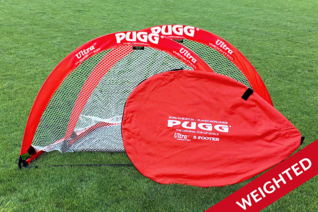 Ultra Q5 Weighted Pugg Pop Up Soccer Goal