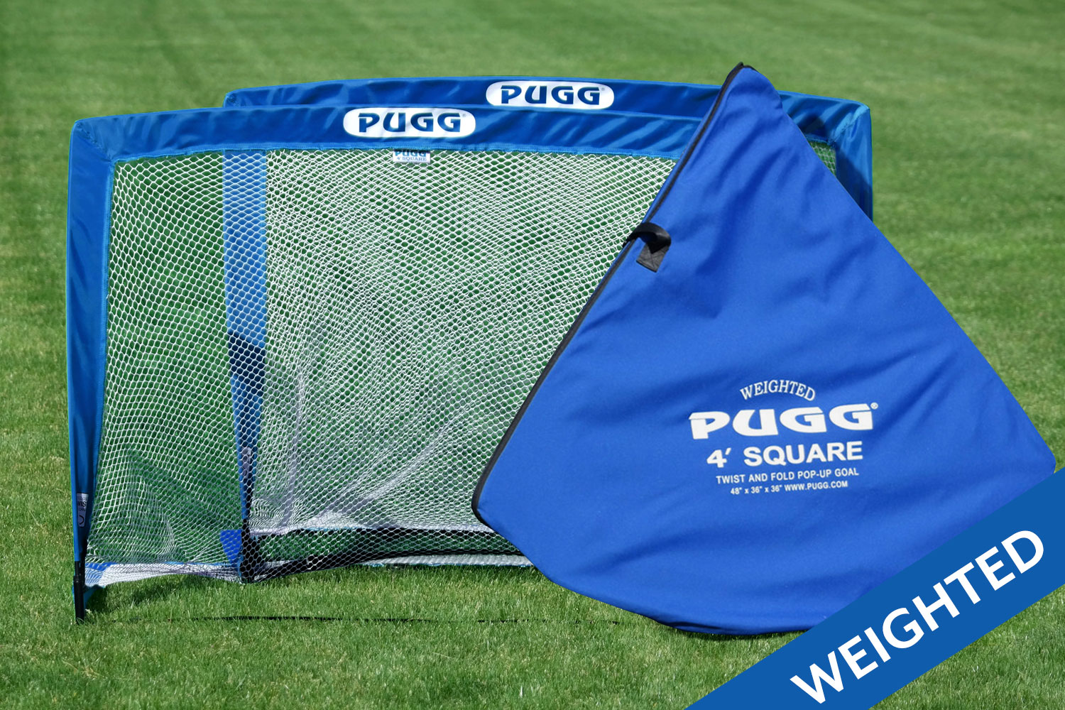 Pugg Ultra U90 Weighted 4 Footer Pop-Up (Pair)