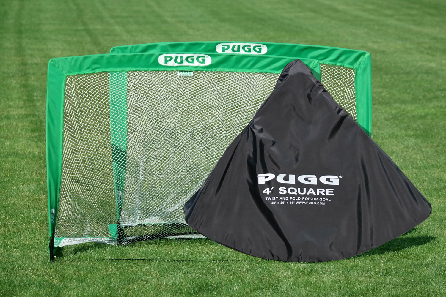 Pugg U90 4 Footer Pop-Up (Pair)