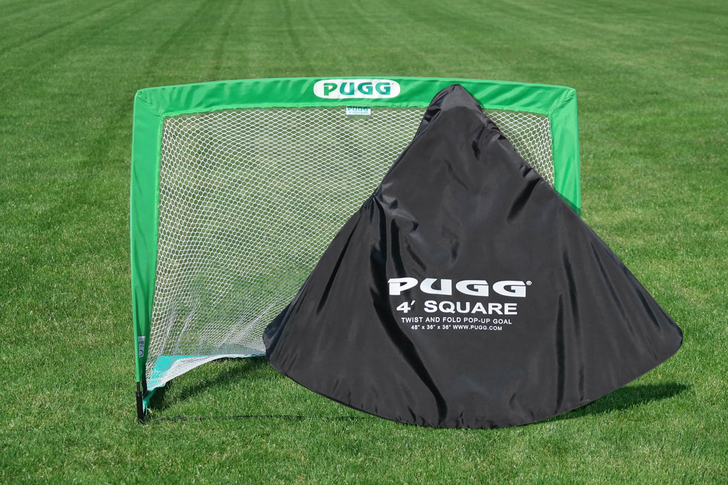 Pugg U90 4 Footer Pop-Up (Single)
