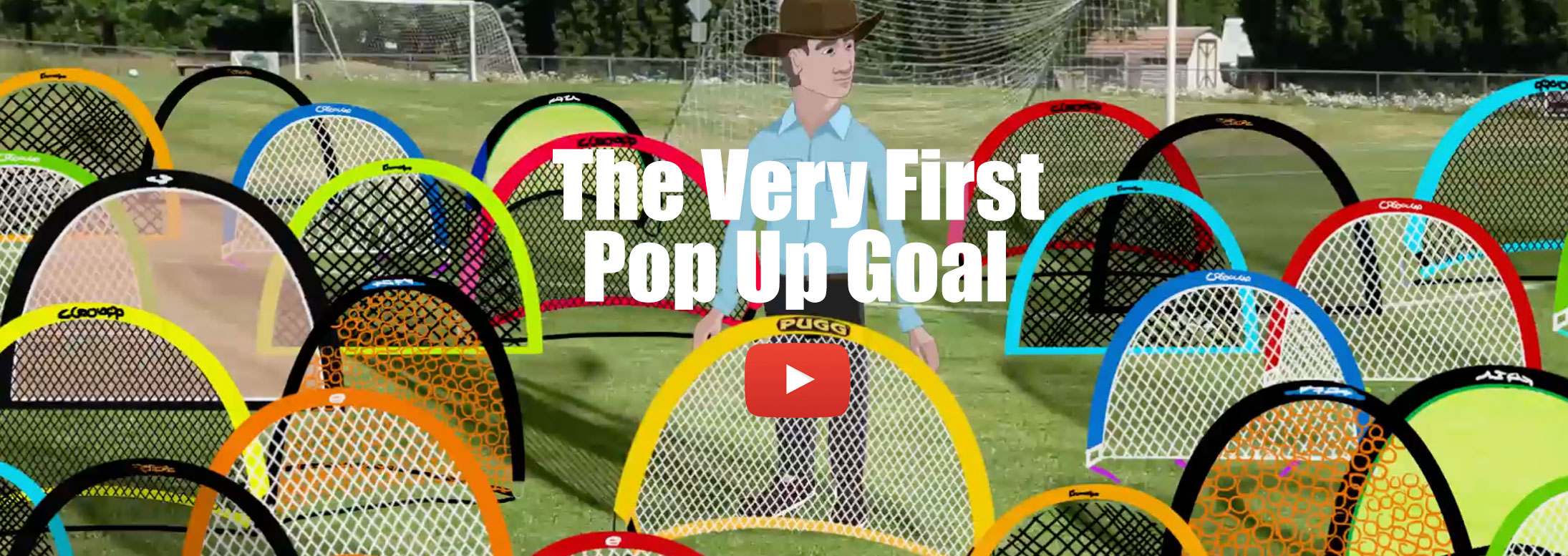 Pugg: The Very First Pop Up Goal