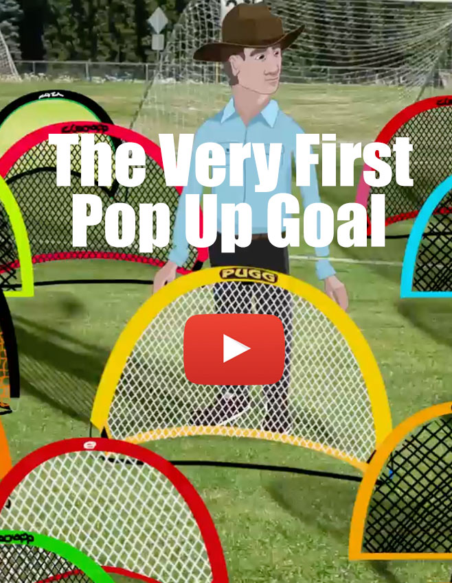 The Very First Pop Up Goal