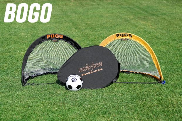 pugg pop up goal oneVone mini set